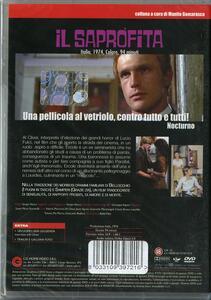 Il saprofita di Sergio Nasca - DVD - 2