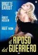 Cover Dvd DVD Il riposo del guerriero