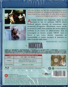 Nikita di Luc Besson - Blu-ray - 2