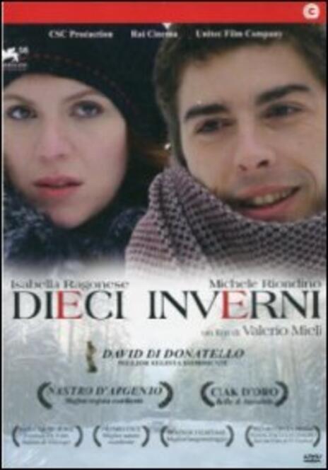 Dieci inverni di Valerio Mieli - DVD