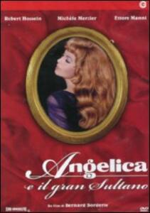 Angelica e il gran sultano di Bernard Borderie - DVD
