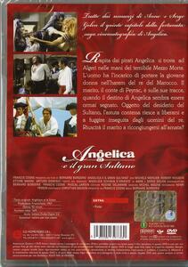Angelica e il gran sultano di Bernard Borderie - DVD - 2