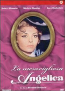 La meravigliosa Angelica di Bernard Borderie - DVD