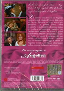 La meravigliosa Angelica di Bernard Borderie - DVD - 2