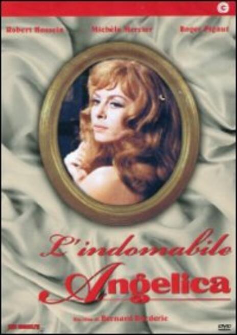 L' indomabile Angelica di Bernard Borderie - DVD