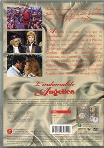 L' indomabile Angelica di Bernard Borderie - DVD - 2