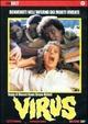 Cover Dvd Virus (L'inferno dei morti viventi)