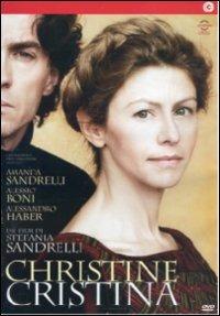 Cover Dvd Christine Cristina