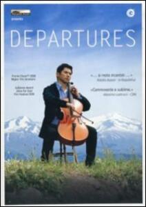 Departures di Yojiro Takita - DVD