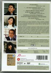 Departures di Yojiro Takita - DVD - 2