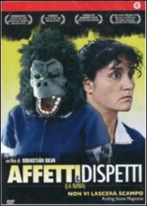 Affetti e dispetti di Sebastián Silva - DVD