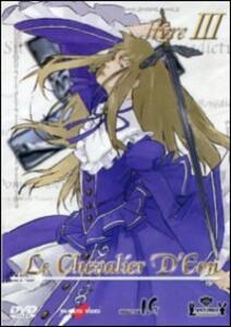 Le chevalier D'Eon. Vol. 3 di Kazuhiro Furuhashi - DVD