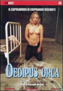 Oedipus orca di Eriprando Visconti - DVD