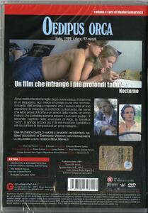 Oedipus orca di Eriprando Visconti - DVD - 2