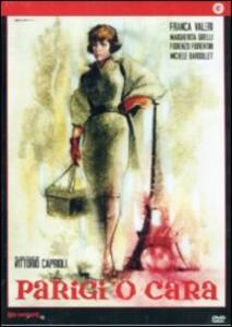 Parigi, o cara di Vittorio Caprioli - DVD