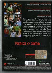 Parigi, o cara di Vittorio Caprioli - DVD - 2