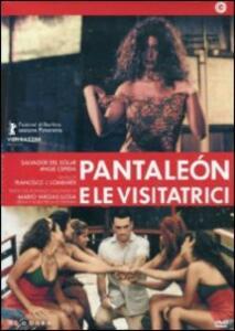 Pantaleon e le visitatrici di Francisco J. Lombardi - DVD