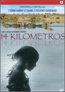14 kilómetros di Gerardo Olivares - DVD