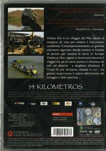 14 kilómetros di Gerardo Olivares - DVD - 2