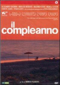 Cover Dvd Il compleanno