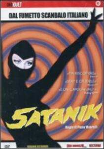 Satanik di Piero Vivarelli - DVD