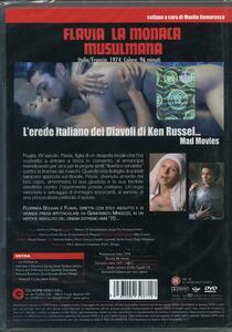 Flavia la monaca musulmana di Gianfranco Mingozzi - DVD - 2