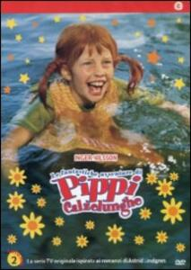 Pippi Calzelunghe. Vol. 02 di Olle Hellbom - DVD