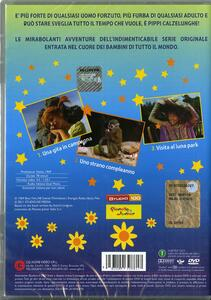 Pippi Calzelunghe. Vol. 02 di Olle Hellbom - DVD - 2
