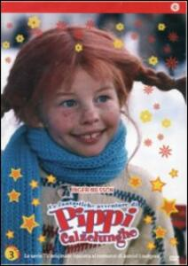 Pippi Calzelunghe. Vol. 03 di Olle Hellbom - DVD