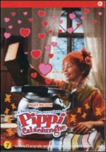 Pippi Calzelunghe. Vol. 07 di Olle Hellbom - DVD