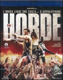 The Horde di Yannick Dahan,Benjamin Rocher - Blu-ray