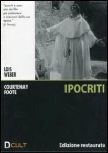 Hypocrites di Lois Weber - DVD
