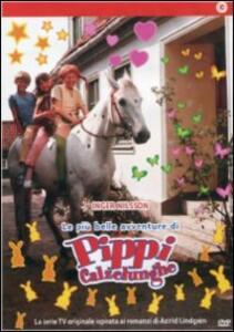 Pippi Calzelunghe. Le più belle avventure di Olle Hellbom - DVD