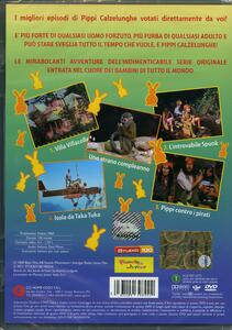 Pippi Calzelunghe. Le più belle avventure di Olle Hellbom - DVD - 2
