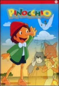 Pinocchio. Vol. 2 di Shigeo Koshi,Hiroshi Saito - DVD