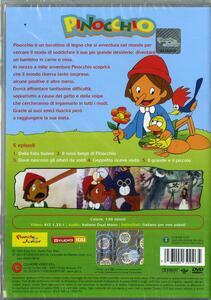 Pinocchio. Vol. 2 di Shigeo Koshi,Hiroshi Saito - DVD - 2