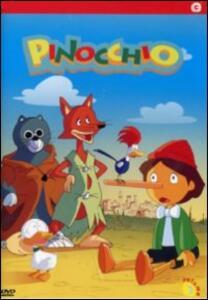 Pinocchio. Vol. 3 di Shigeo Koshi,Hiroshi Saito - DVD