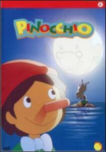 Pinocchio. Vol. 5 di Shigeo Koshi,Hiroshi Saito - DVD