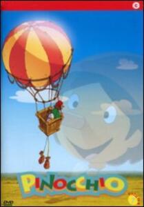 Pinocchio. Vol. 7 di Shigeo Koshi,Hiroshi Saito - DVD
