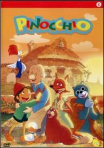 Pinocchio. Vol. 10 di Shigeo Koshi,Hiroshi Saito - DVD