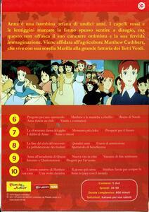 Anna dai capelli rossi. Box 2 (5 DVD) - DVD - 2