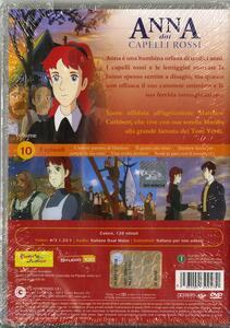 Anna dai capelli rossi. Vol. 10 - DVD - 2