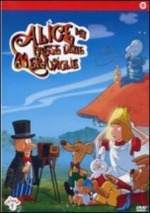 Alice nel paese delle meraviglie. Vol. 9 di Shigeo Koshi - DVD