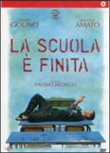 La scuola è finita di Valerio Jalongo - DVD