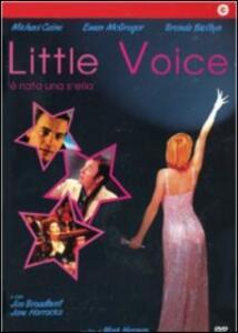 Little Voice. È nata una stella di Mark Herman - DVD