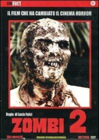 Cover Dvd Zombi 2