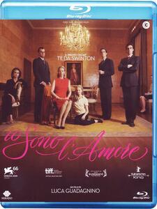 Io sono l'amore di Luca Guadagnino - Blu-ray