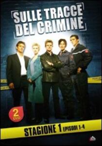 Sulle tracce del crimine. Stagione 1 (2 DVD) di Steven Bawol,Dominique Lancelot - DVD