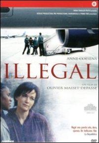 Cover Dvd Illégal