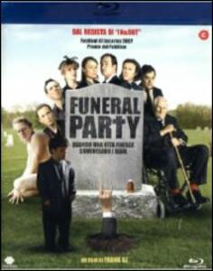 Funeral Party di Frank Oz - Blu-ray